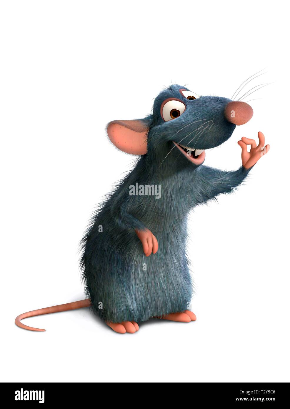 RATATOUILLE, REMY, 2007 - Stock Image