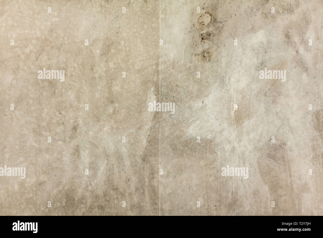 Polished concrete background overlay texture - Stock Image