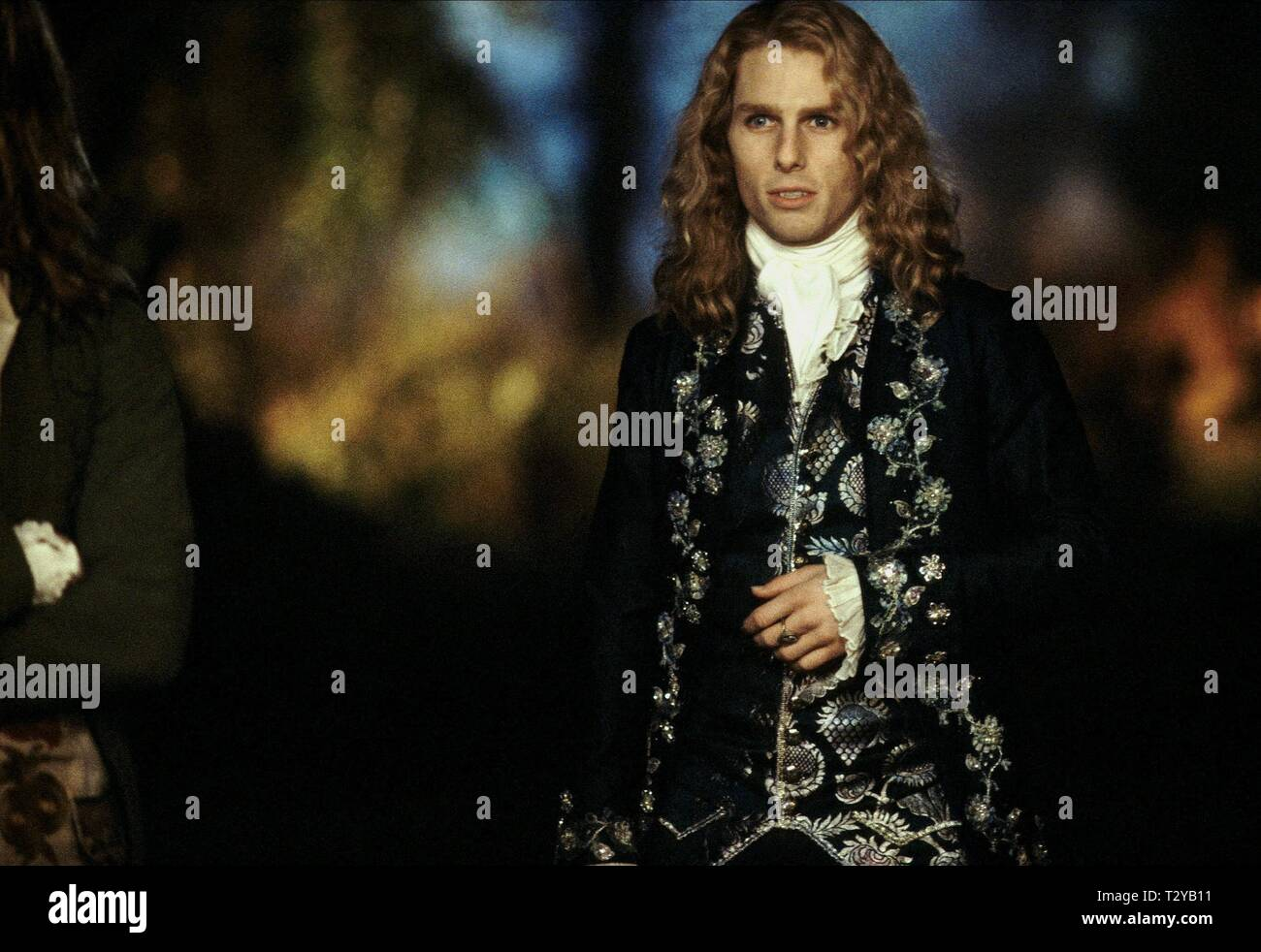 Tom Cruise Interview With The Vampire The Vampire Chronicles 1994 Stock Photo Alamy