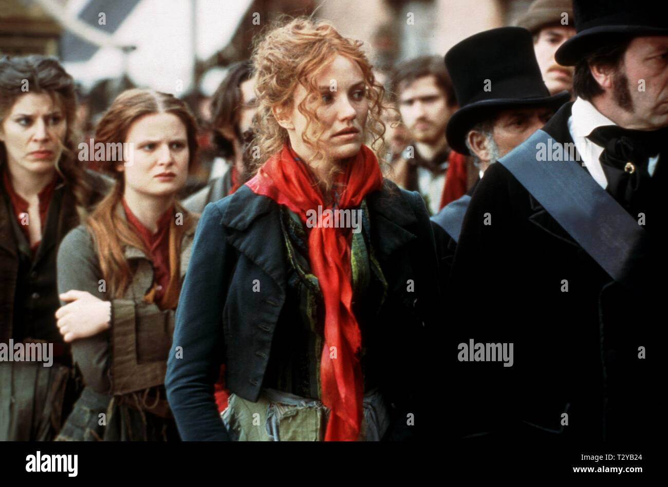 CAMERON DIAZ, GANGS OF NEW YORK, 2002 Stock Photo