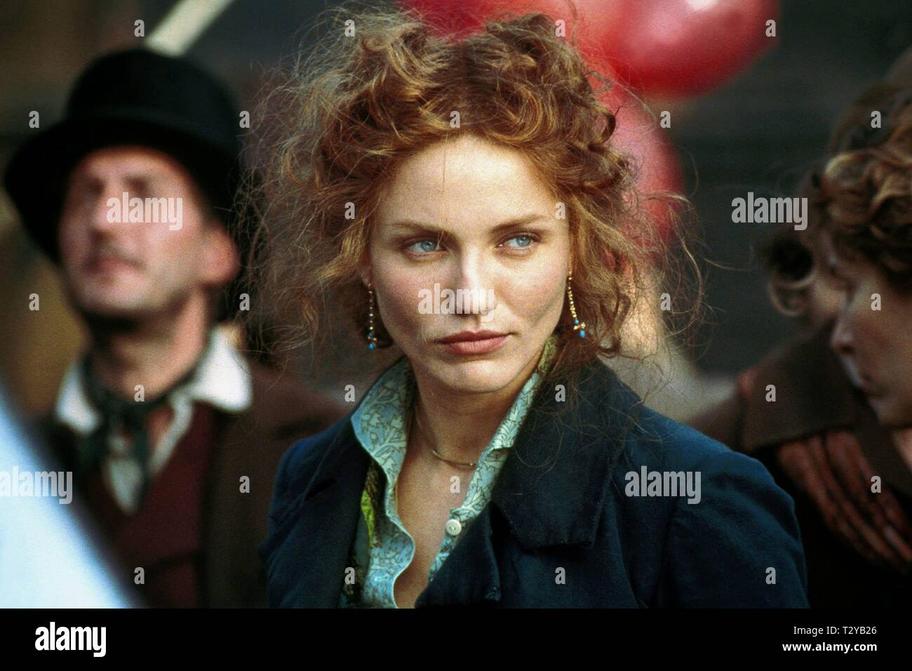 CAMERON DIAZ, GANGS OF NEW YORK, 2002 - Stock Image