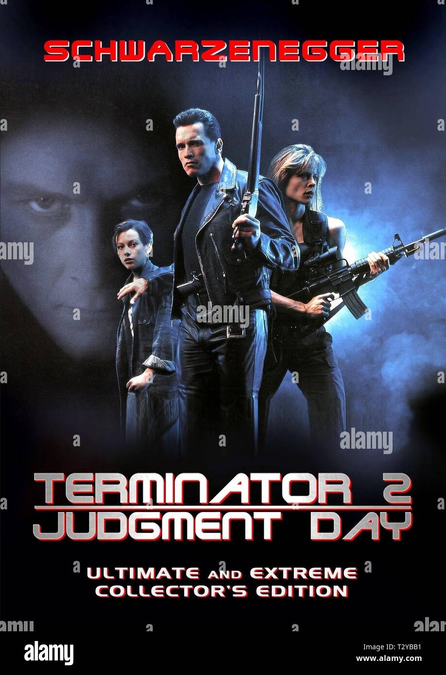 Terminator 2 Judgment Day High Resolution Stock Photography And Images Alamy