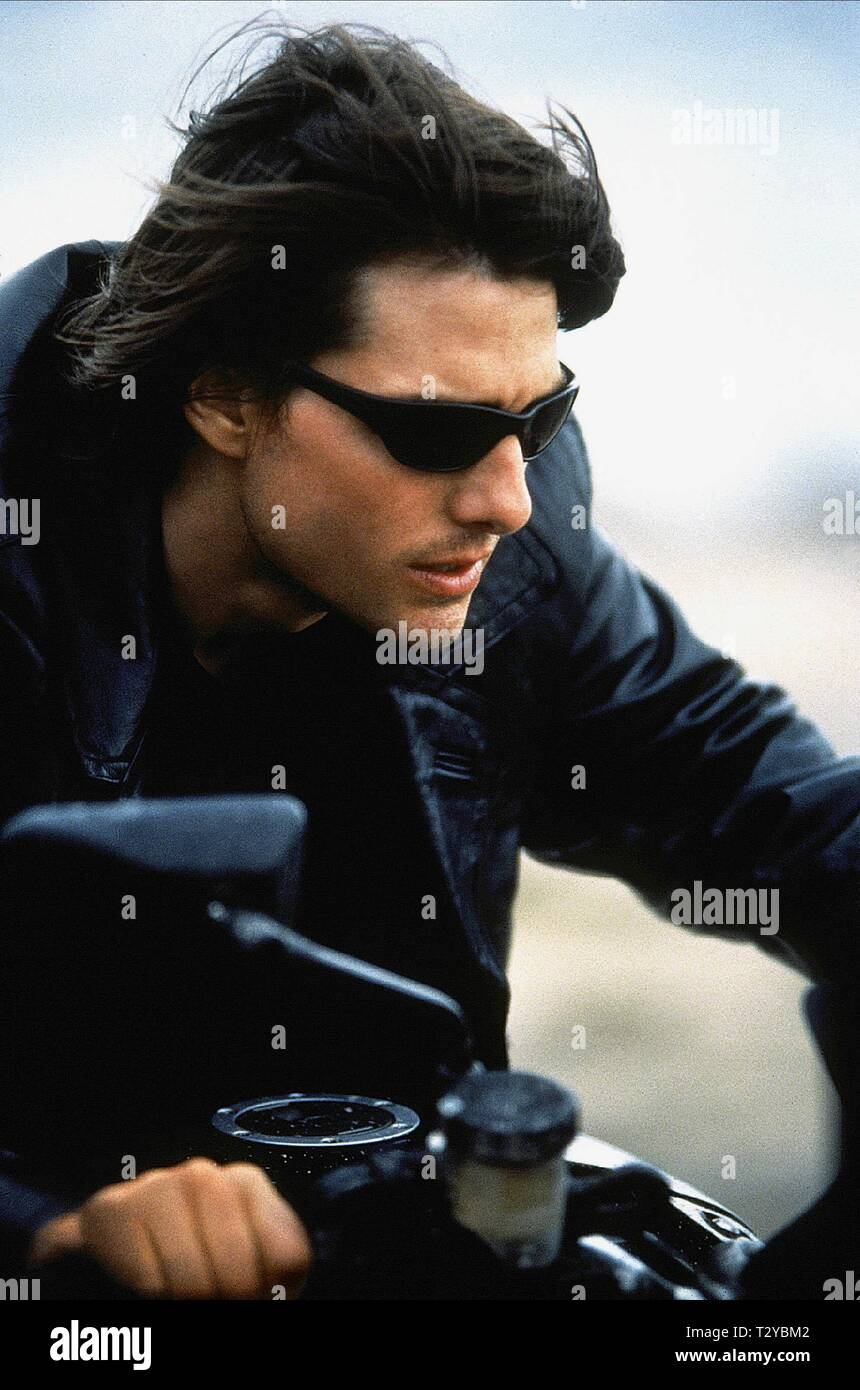 Tom Cruise Mission Impossible Ii 2000 Stock Photo Alamy
