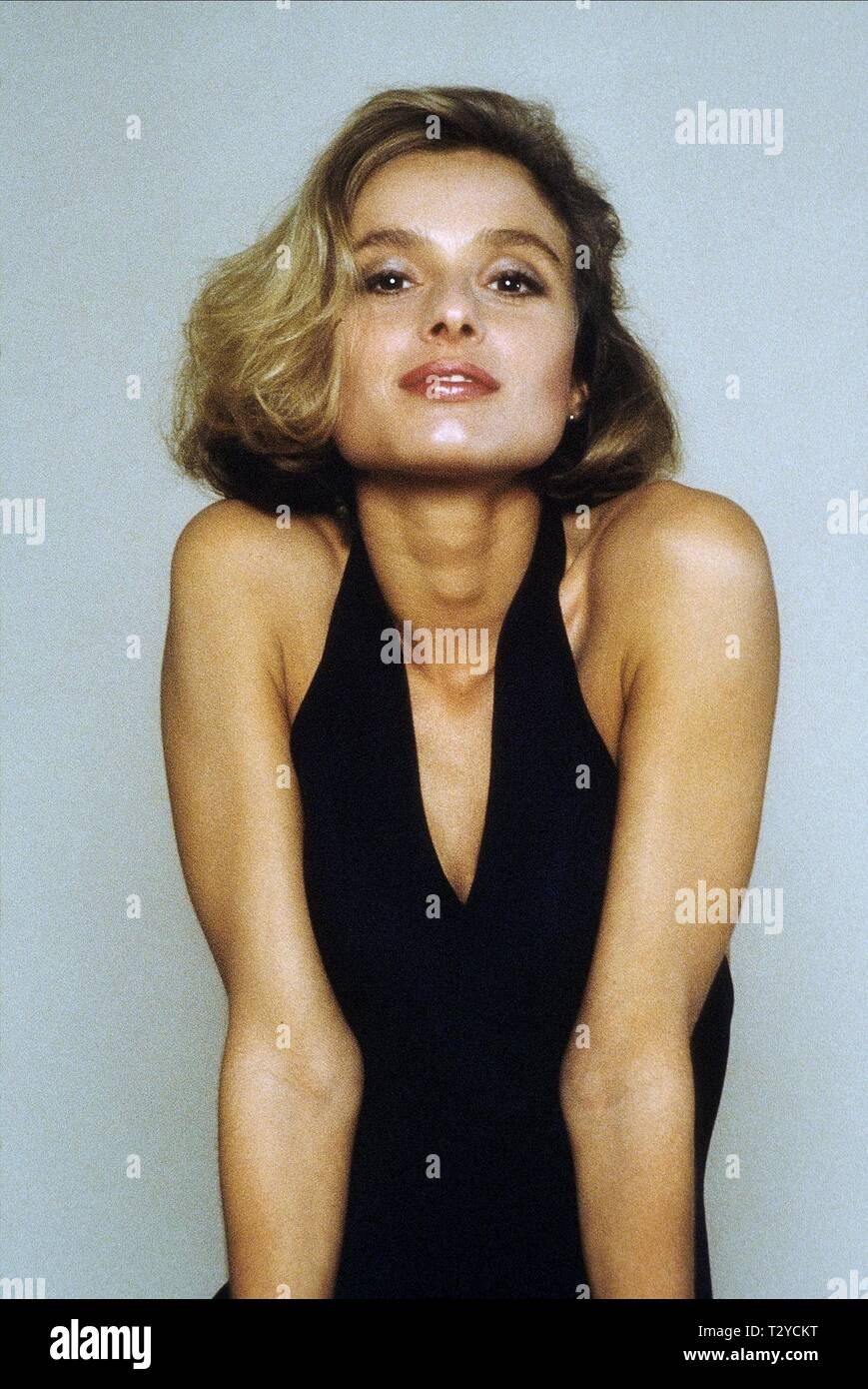 THE LIVING DAYLIGHTS, MARYAM D'ABO, 1987 - Stock Image