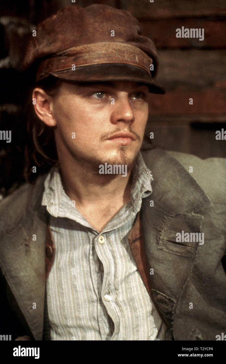 LEONARDO DICAPRIO, GANGS OF NEW YORK, 2002 - Stock Image