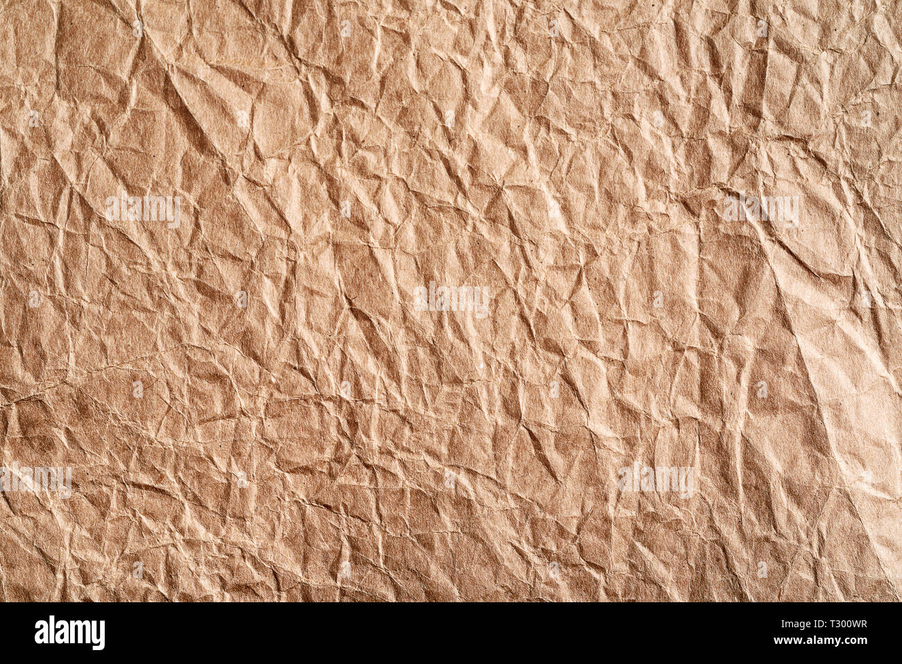 Old Paper Texture Kraft Background Stock Photo Alamy