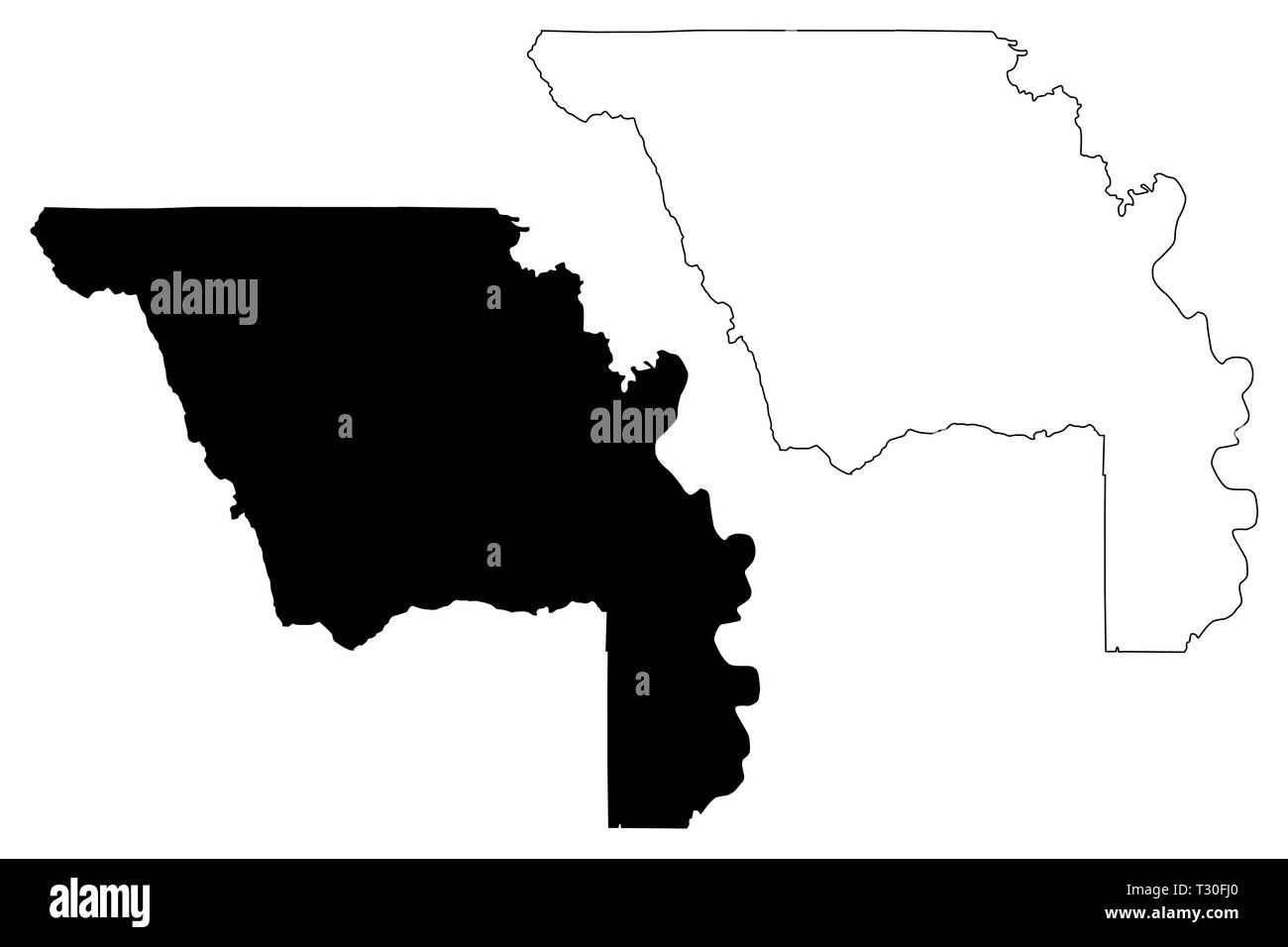 Yolo County, California (Counties in California, United States of ...