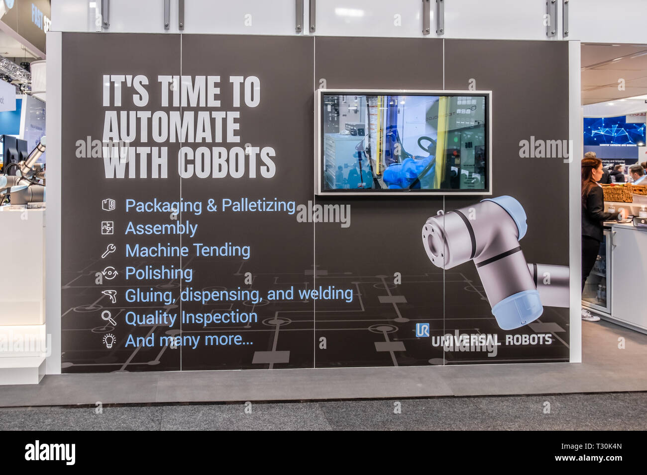 Universal Robots Stock Photos & Universal Robots Stock Images - Alamy