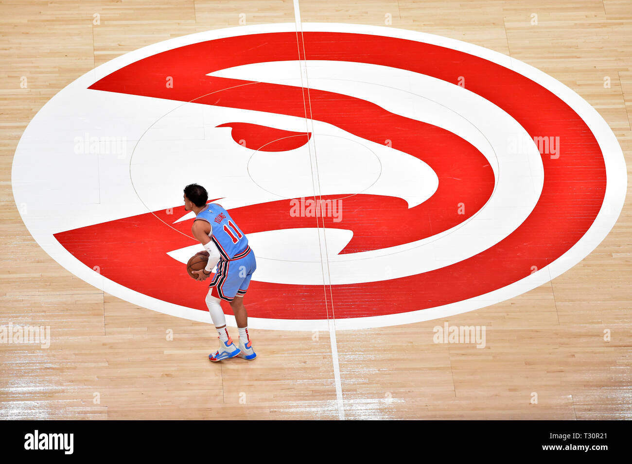 Trae Young Stock Photos Trae Young Stock Images Alamy