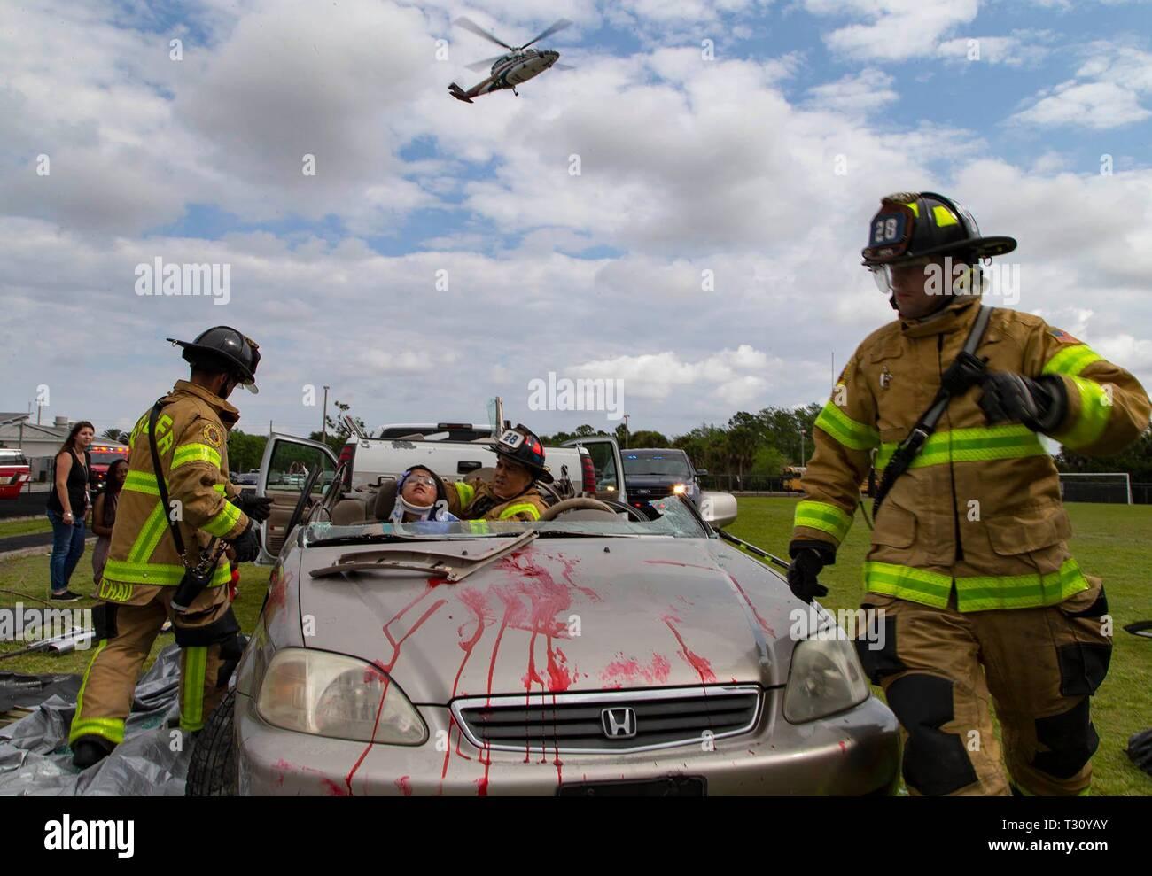 Trauma Hawk Palm Beach County Stock Photos & Trauma Hawk