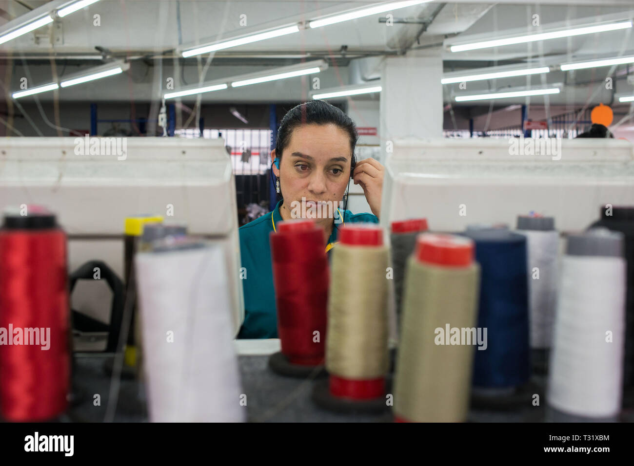 4bdefa91 Donmatias, Antioquia, Colombia: Somos Jeans is a factory that produces for  its own