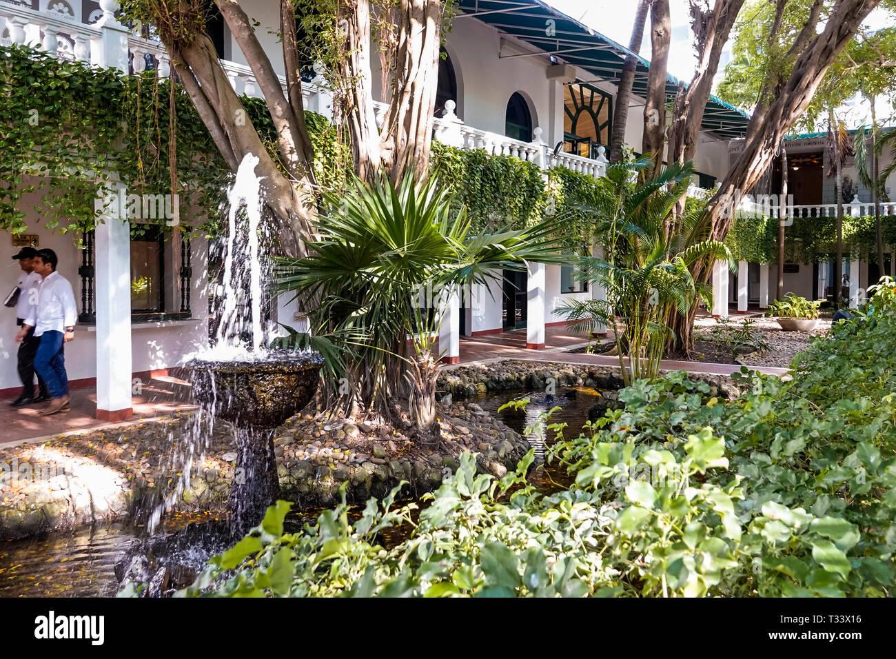 Courtyard Garden Stock Photos U0026 Courtyard Garden Stock ...