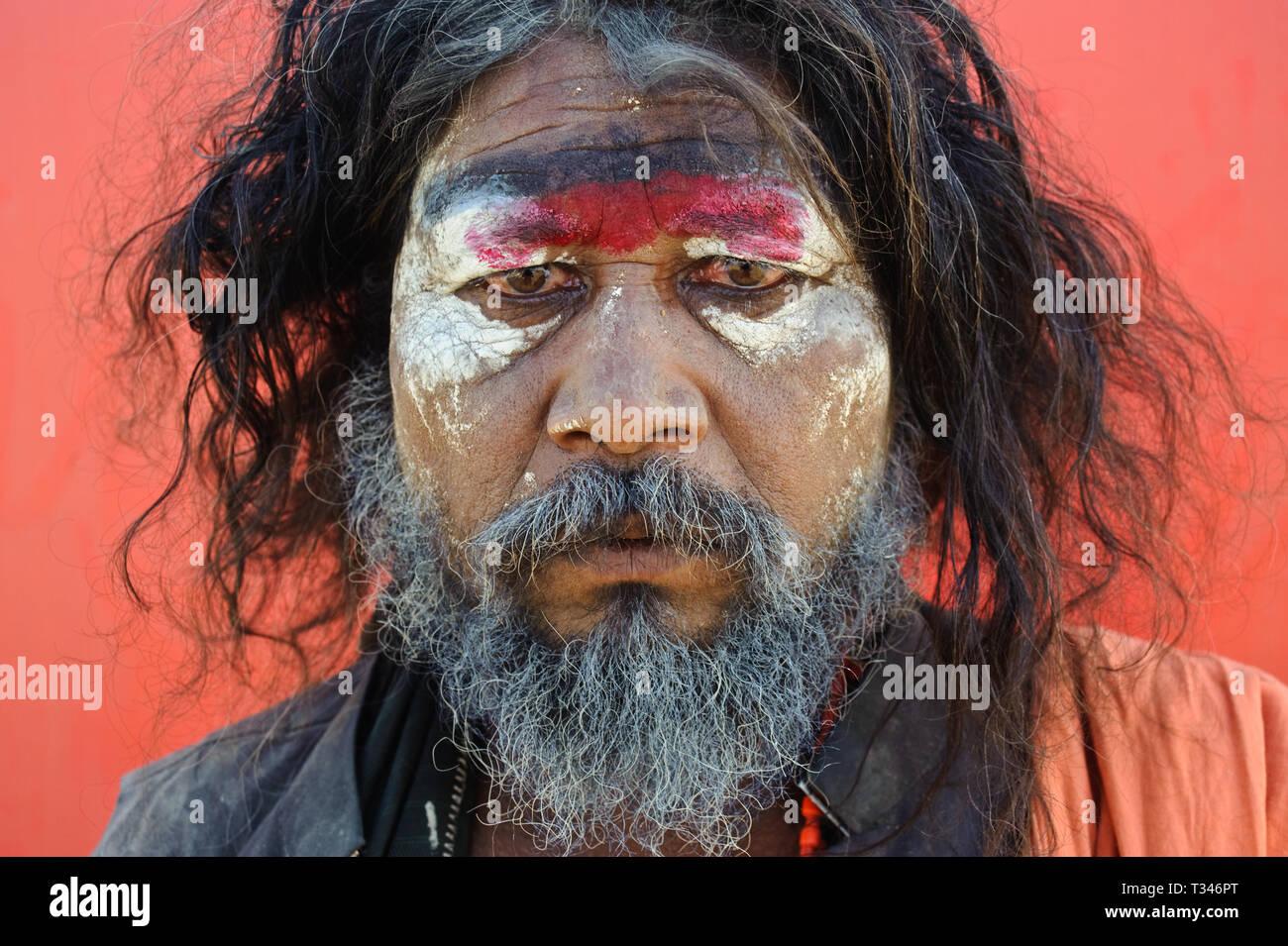 Aghori Stock Photos & Aghori Stock Images - Alamy