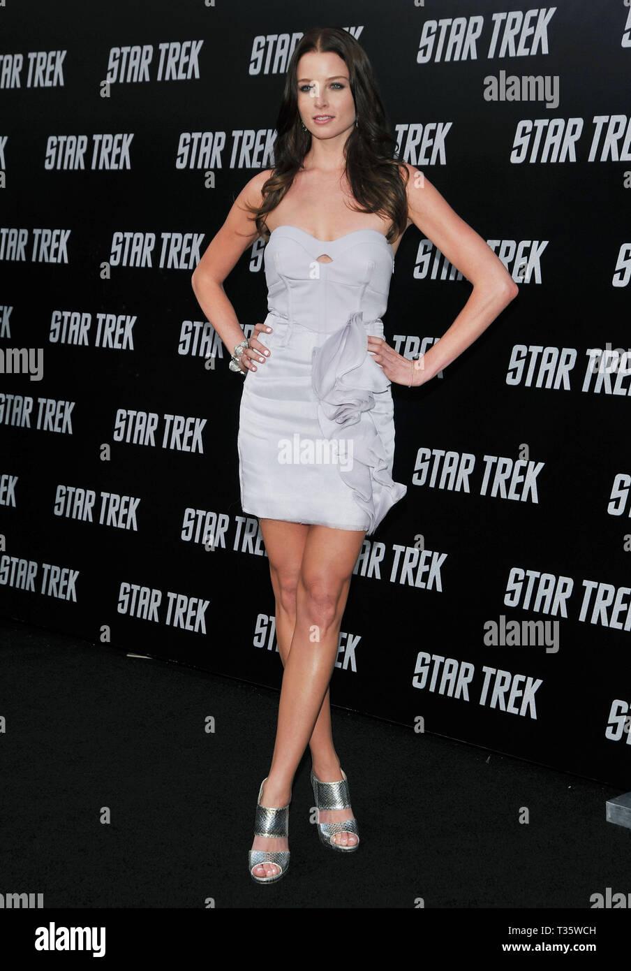 Rachel Nichols Star Trek Los Angeles Premiere At The Chinese Theatre In Los Angeles Nicholsrachel 62