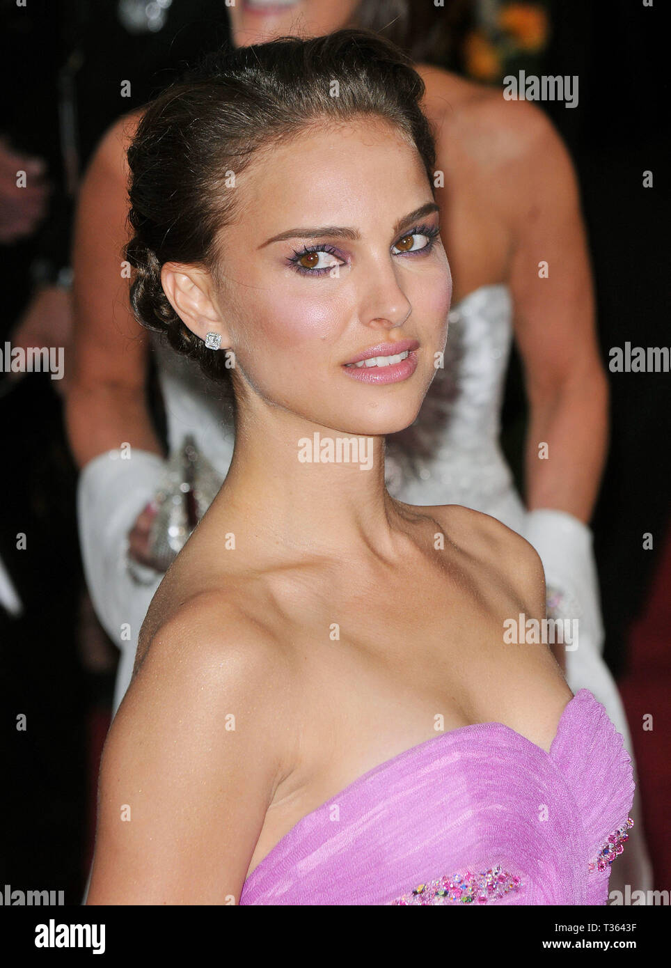 Natalie Portman 81th Oscars Awards At The Kodak Theatre In Los Angeles 01 Portmannatalie 006 Red