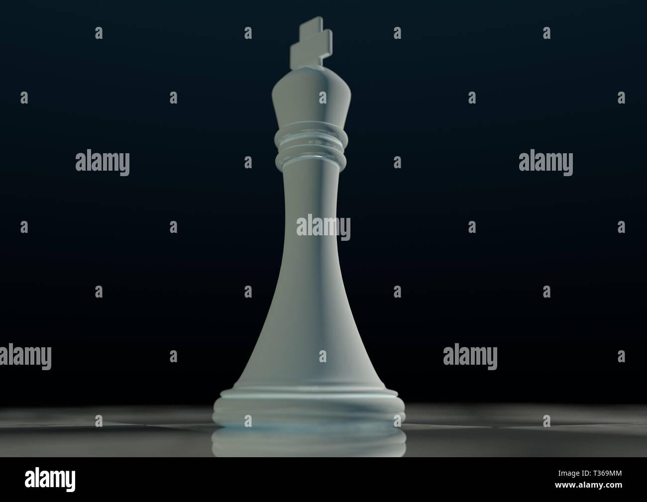 King Chess Piece Stock Photos & King Chess Piece Stock