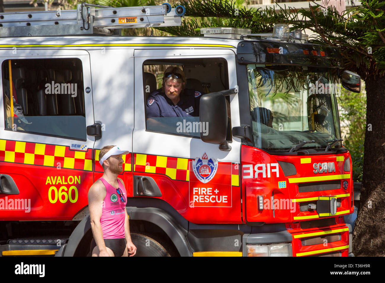 New South Wales Fire Brigade Stock Photos & New South Wales