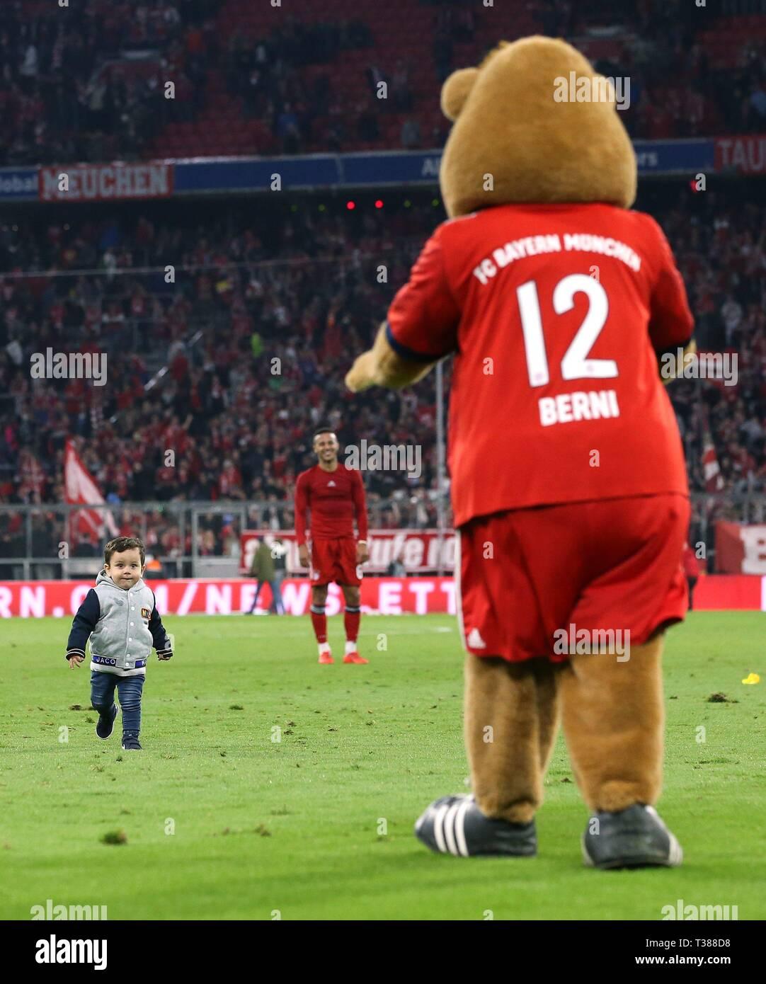 Munchen Munich Deutschland 06th Apr 2019 Firo 06 04 2019 Football Football 1 Bundesliga Season 2018 2019