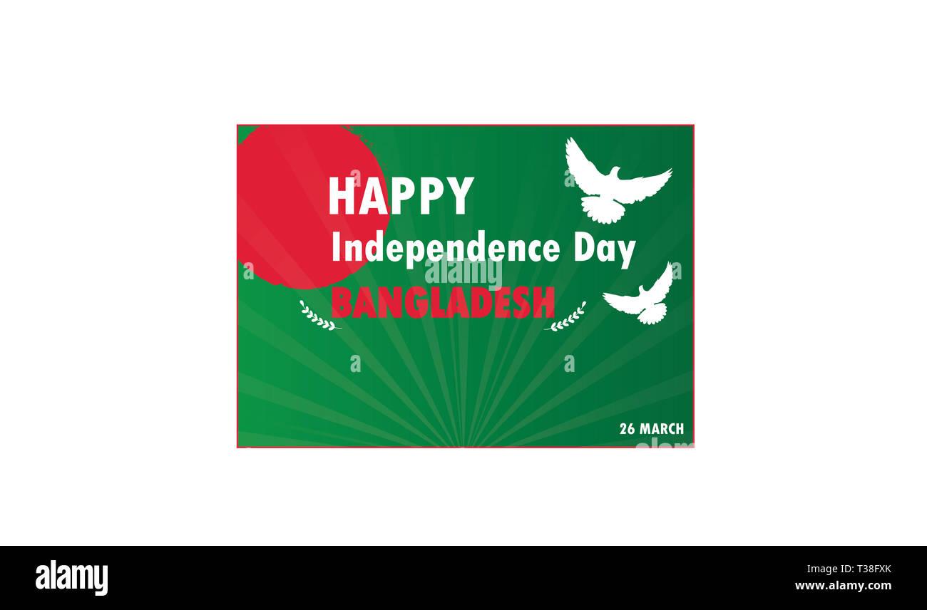 Mar_26_ Bangladesh Independence Day-2 - Stock Image