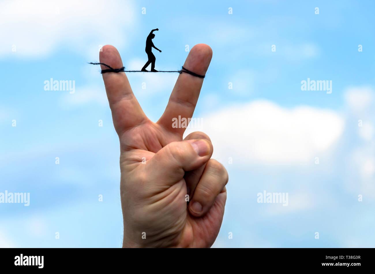Hand Sign Language Stock Photos & Hand Sign Language Stock