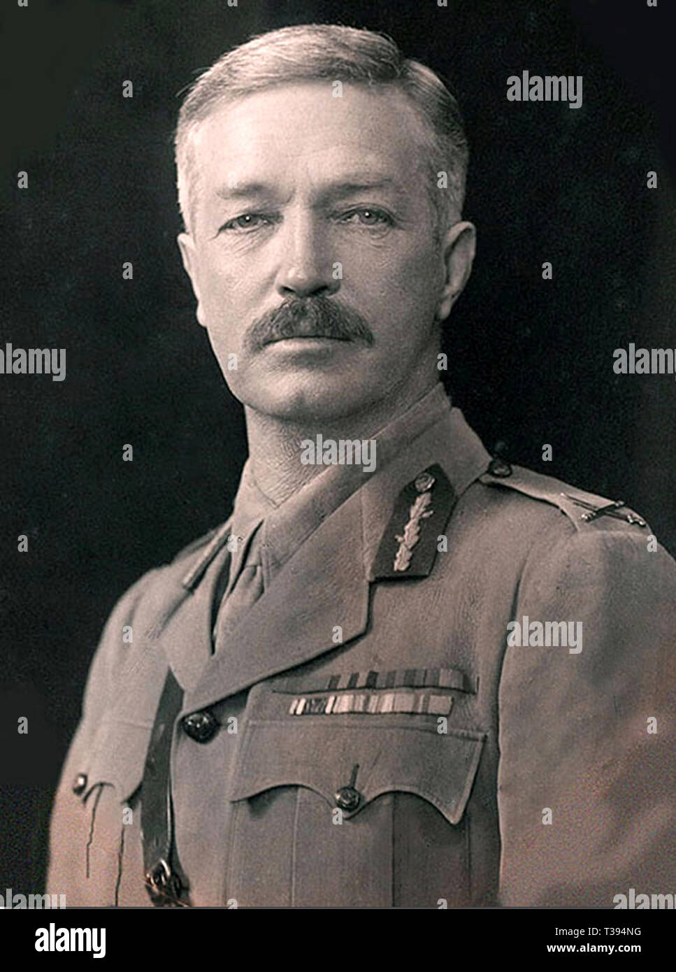Reginald Dyer. Brigadier-General Dyer. Military Commander Amritsar 1919. Brigadier General Reginald Edward Harry Dyer (1864-1927), British Indian Army officer. He was responsible for the Jallianwala Bagh massacre (13 April 1919) in Amritsar, in the British India province of Punjab. Colonel Reginald Edward Harry Dyer, an officer of the British Indian Army who, as a temporary brigadier-general, was responsible for the Jallianwala Bagh massacre in Amritsar - Stock Image