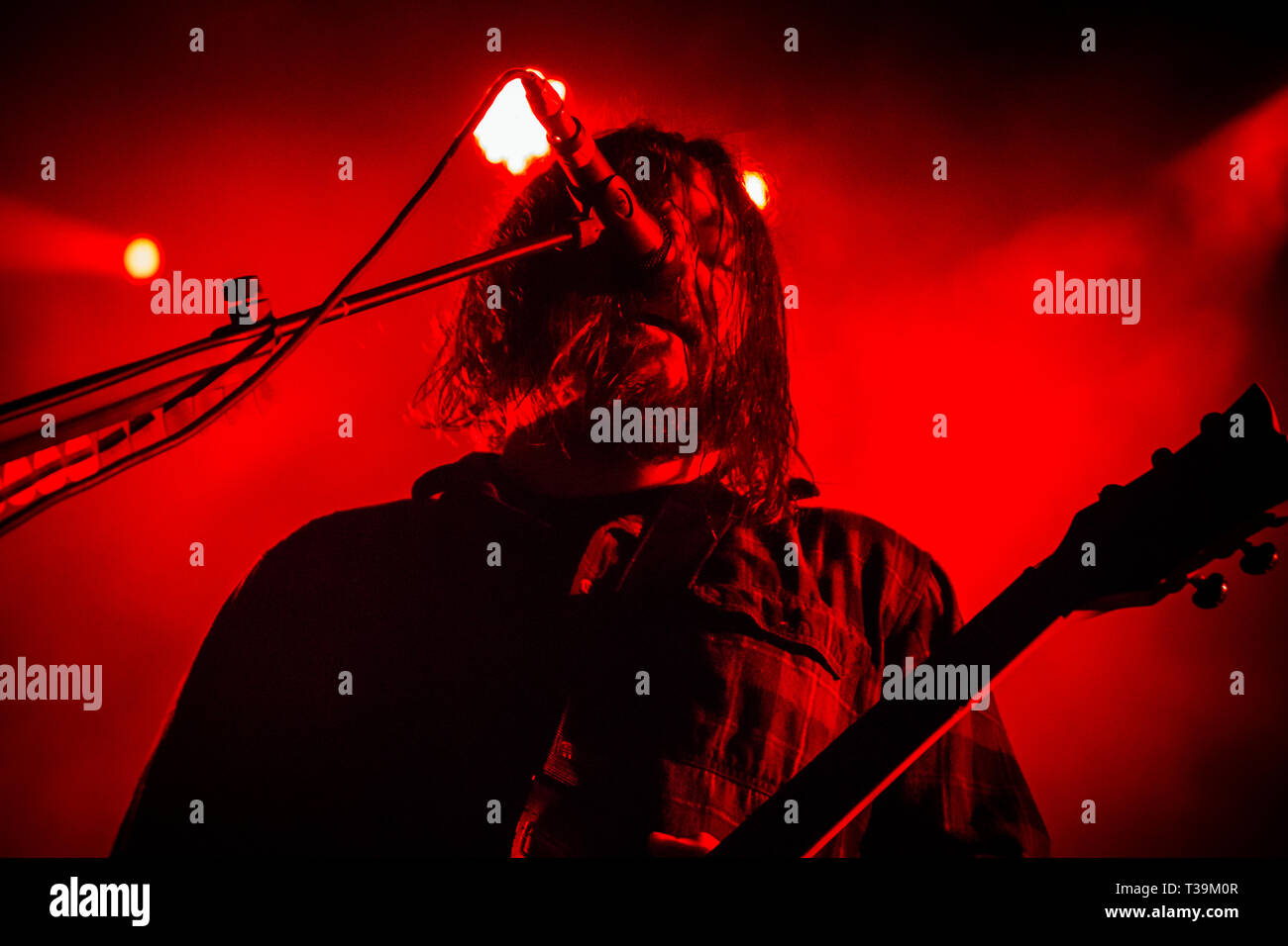seether live at o2 ritz manchester 2017 stock photo  243002391