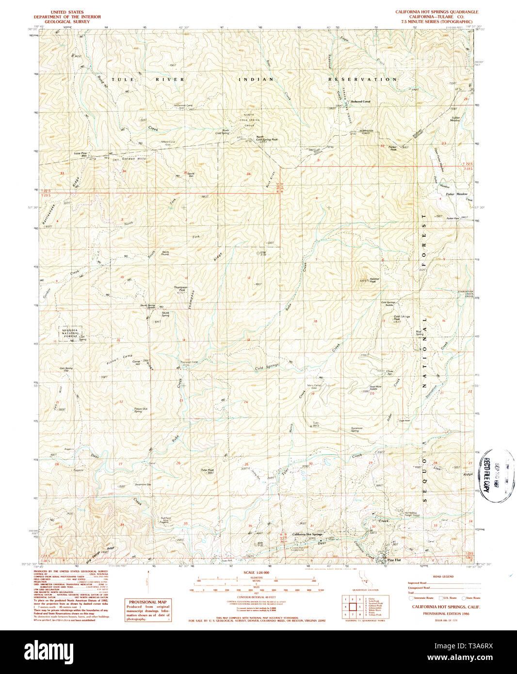 Map Of California Hot Springs.Map Of Hot Springs Stock Photos Map Of Hot Springs Stock Images