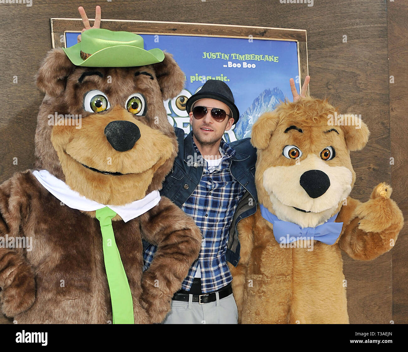 Justin Timberlake Yogi Bear Premiere At The Westwood Village Theatre In Los Angeles A Justin Timberlake 01 Event In Hollywood Life California Red Carpet Event Usa Film Industry Celebrities Photography Bestof