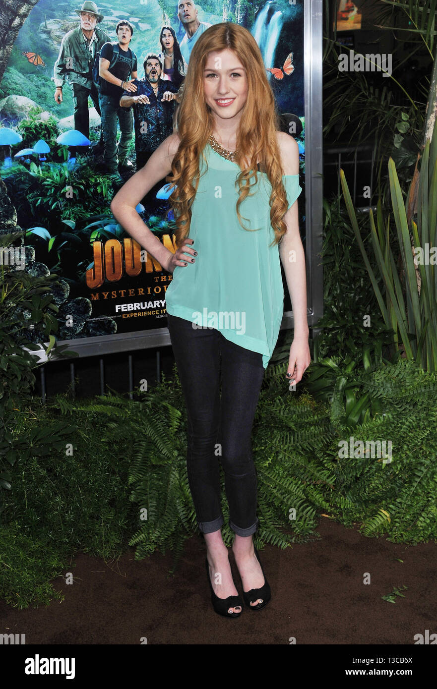 Katherine Mcnamara At The Journey 2 The Mysterious Island Premiere At The Chinese Theatre In Los Angeles Katherine Mcnamara 93 Event In Hollywood Life California Red Carpet Event Usa Film Industry Celebrities Photography