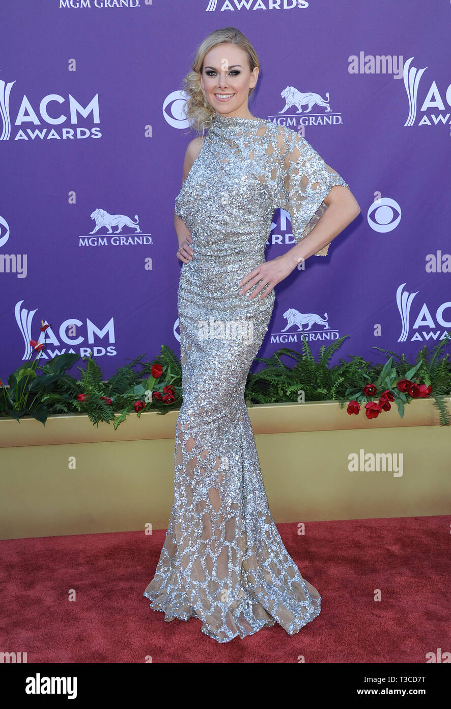 Laura Bell Bundy At The 47th Annual Academy Of Country Music Awards 2012 At The Mgm Grand In Las Vegas Laura Bell Bundy 079 Event In Hollywood Life California Red Carpet Event