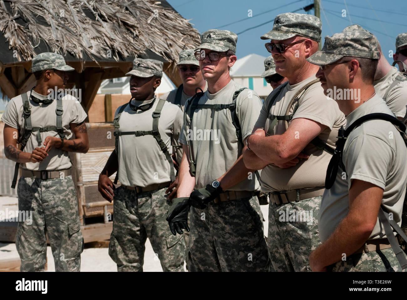 Alabama National Guard Stock Photos & Alabama National Guard Stock