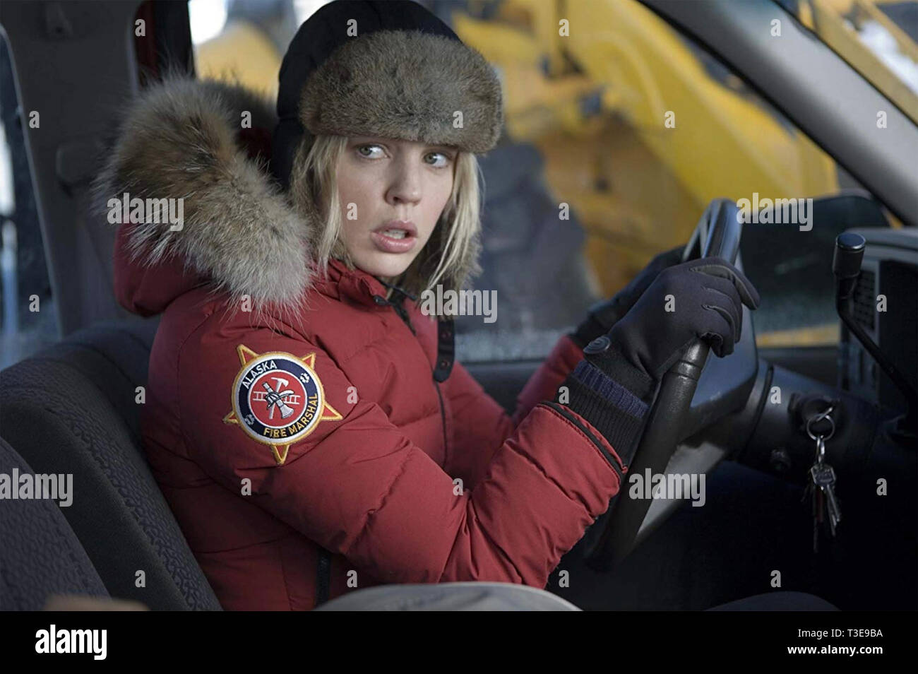 30 DAYS OF NIGHTS 2007 Columbia Pictures film with Melissa George - Stock Image