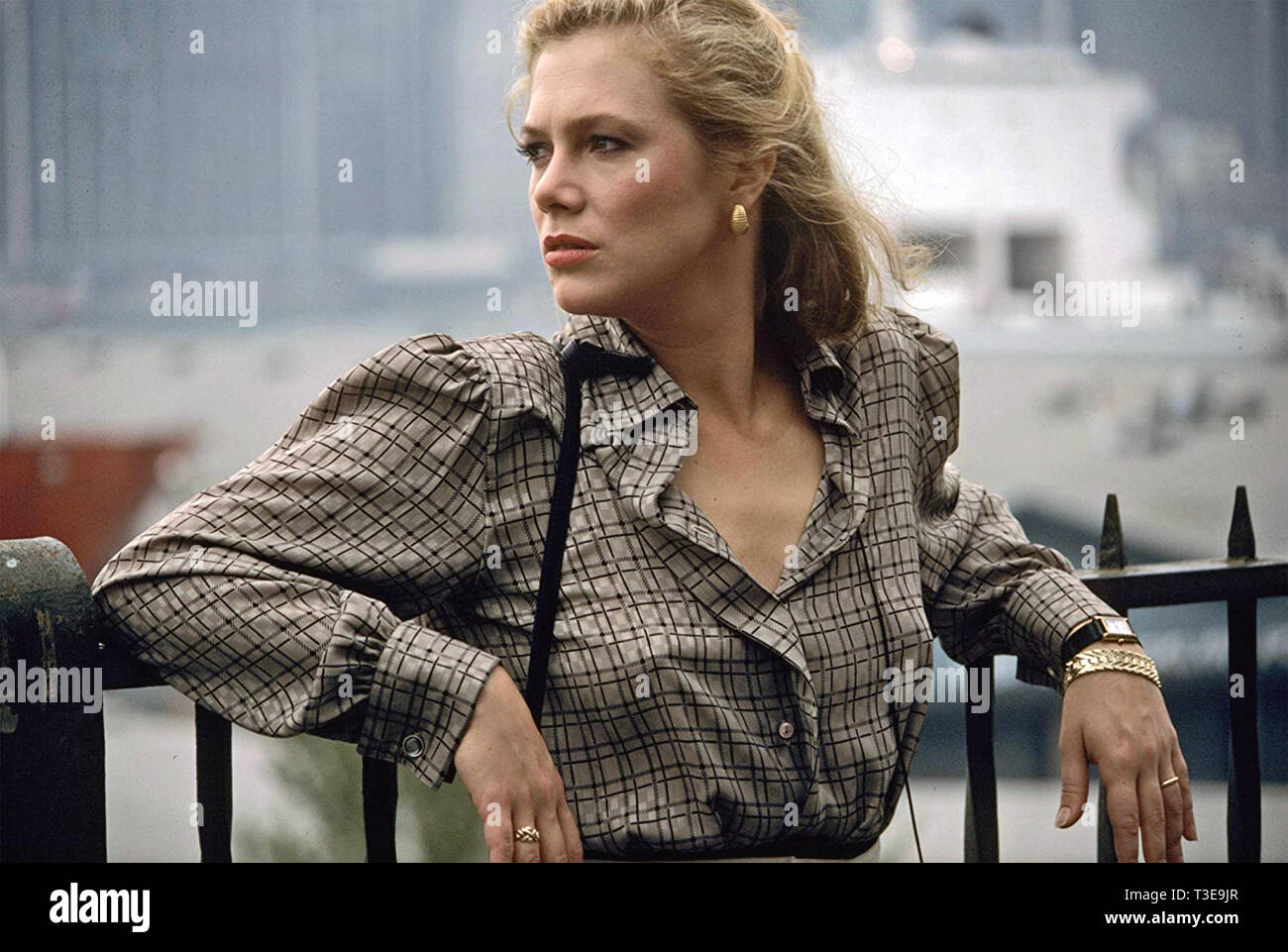 PRIZZI'S HONOR 1985 ABC MOTION PICTURES film with Kathleen Turner - Stock Image