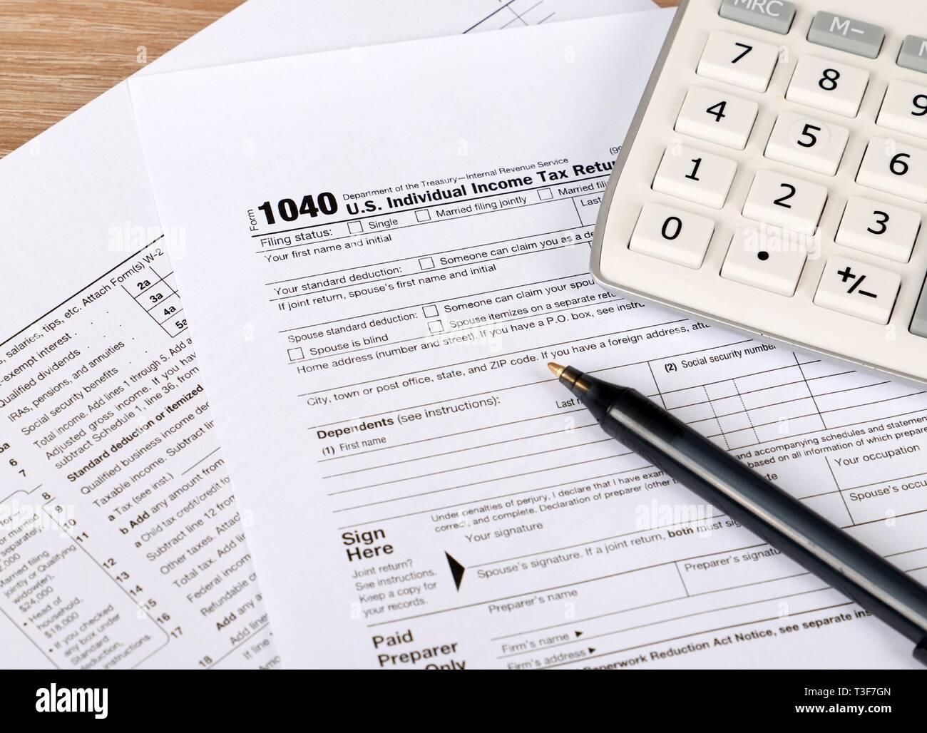 form 1040 calculator  12 tax form - individual income tax return form 12 lies ...
