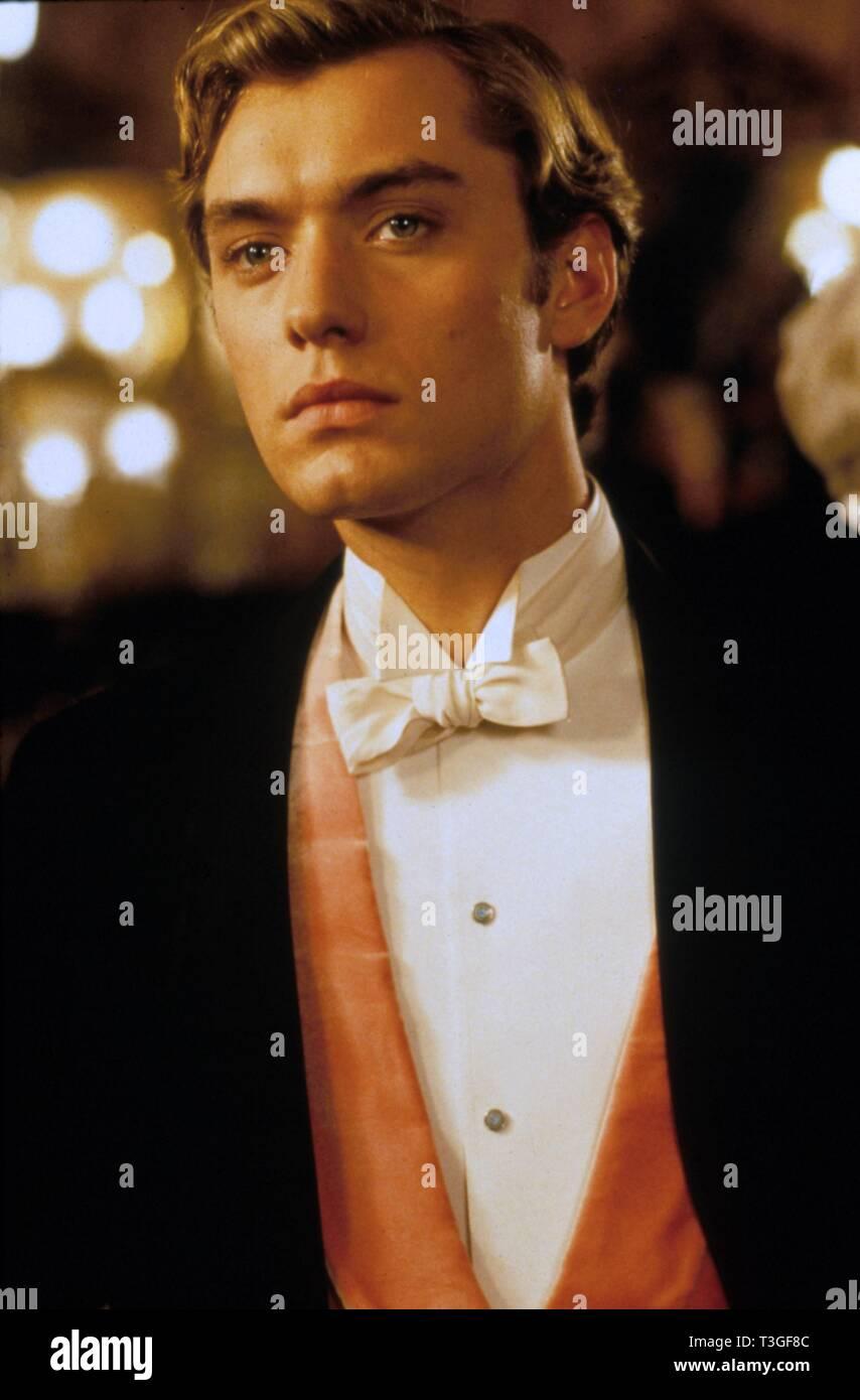 Wilde Year: 1997 UK Director : Brian Gilbert Jude Law - Stock Image