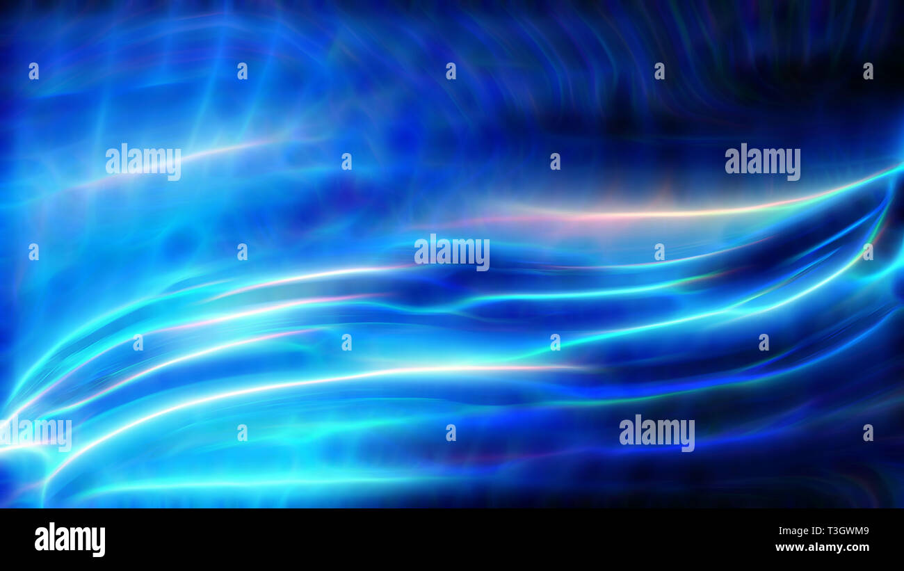 Abstract Cool Blue Texture Background Image Stock Photo