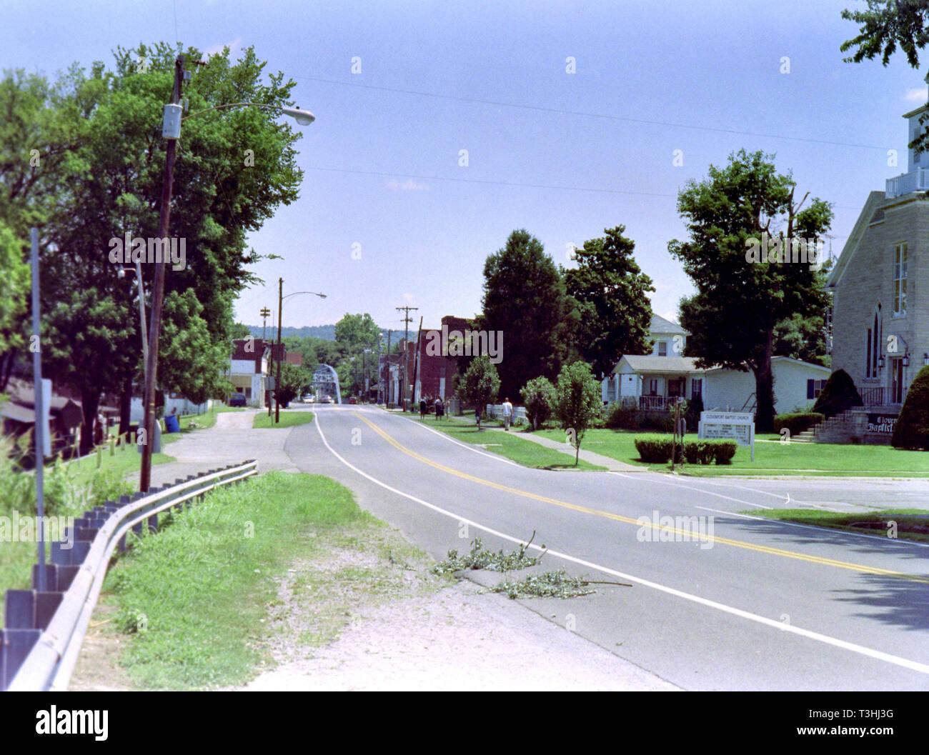 Cloverport Topix