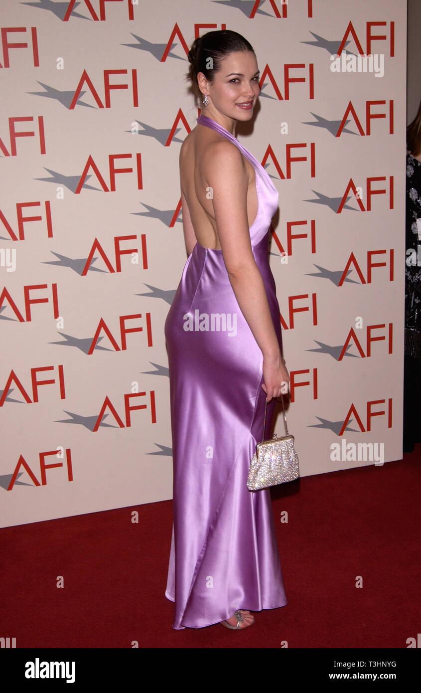LOS ANGELES, CA. January 05, 2002: Actress TAMMY BLANCHARD