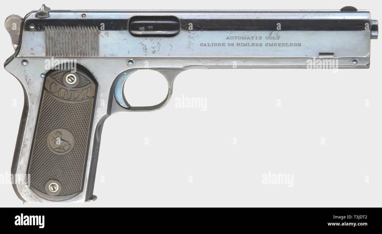 Colt Automatic Pistol Stock Photos & Colt Automatic Pistol Stock