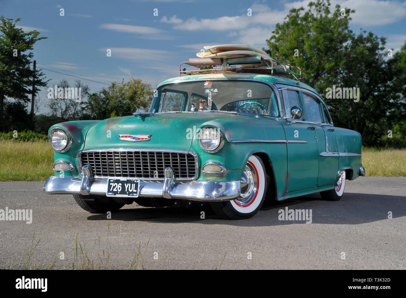 Kelebihan Kekurangan Chevrolet Bel Air 1955 Perbandingan Harga