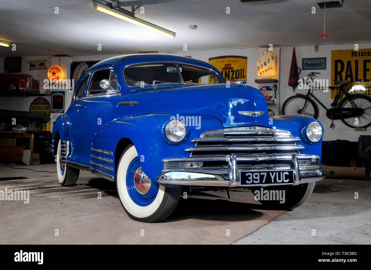 1946 Chevrolet, Classic American car Stock Photo
