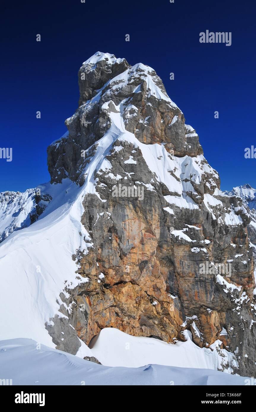 Karwendel Mountain Station Stock Photos & Karwendel Mountain