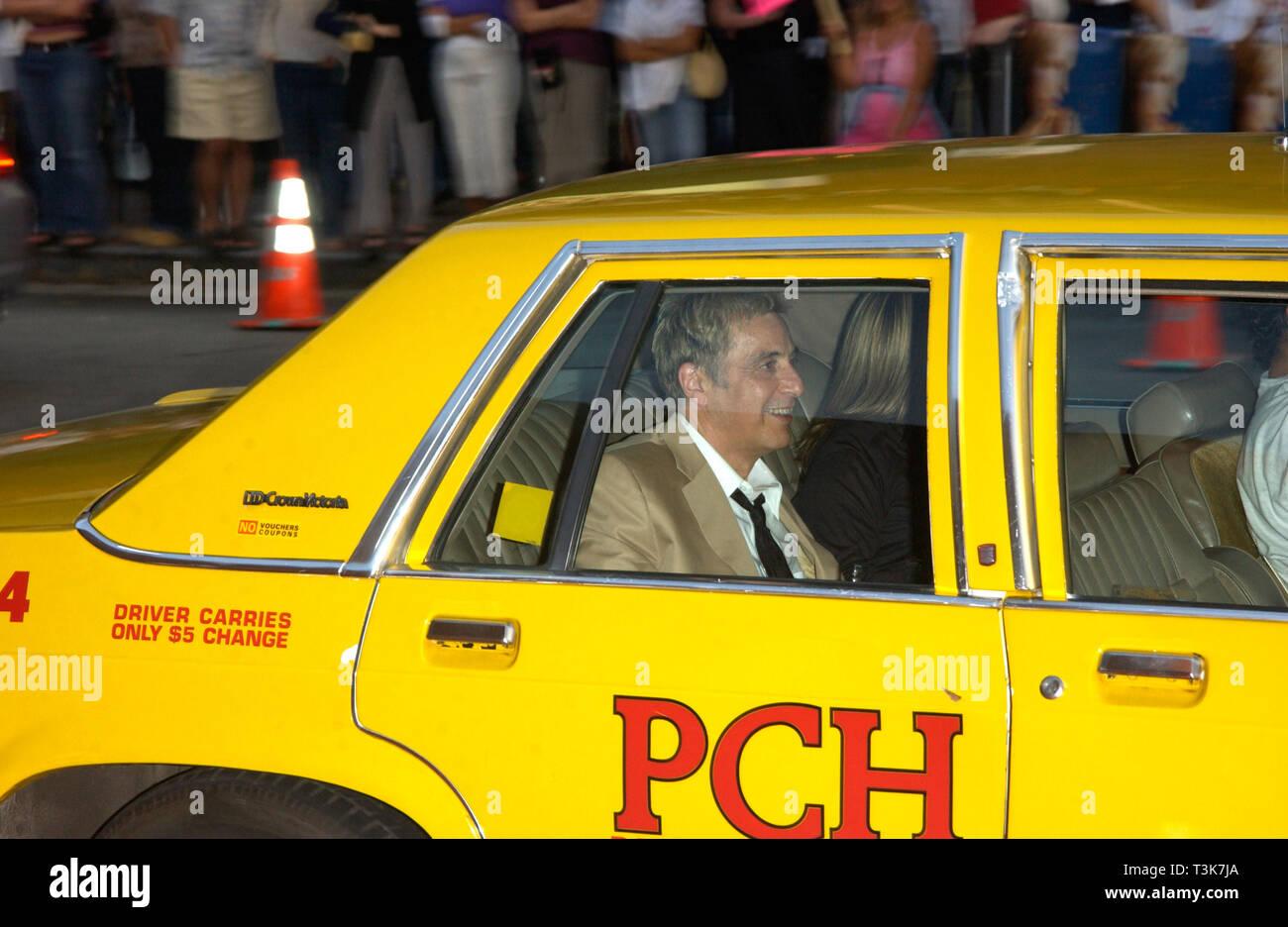 LOS ANGELES, CA  August 13, 2002: Actor AL PACINO at the Los Angeles