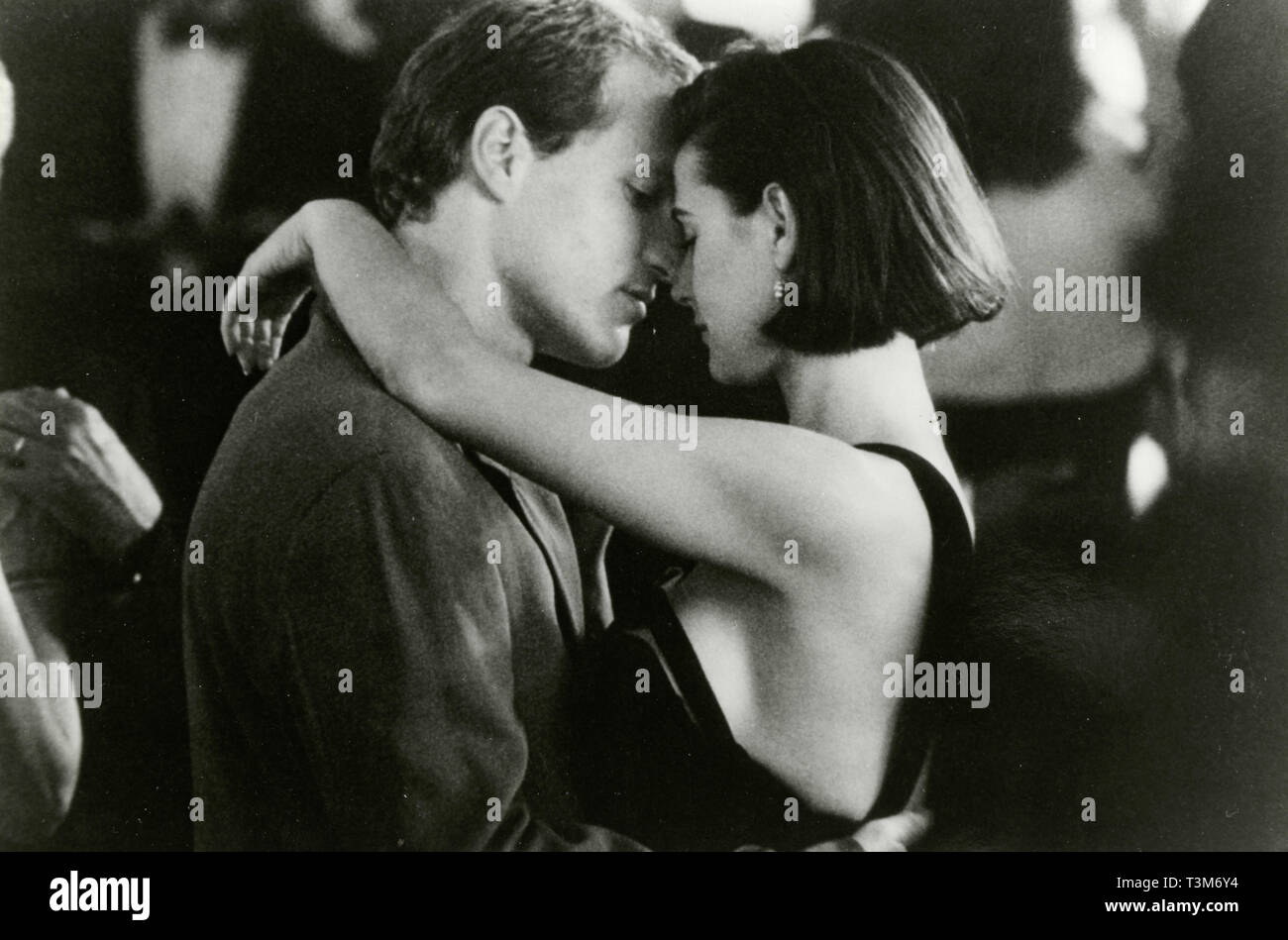 Demi Moore and Woody Harrelson in the movie Indecent Proposal, 1993 - Stock Image
