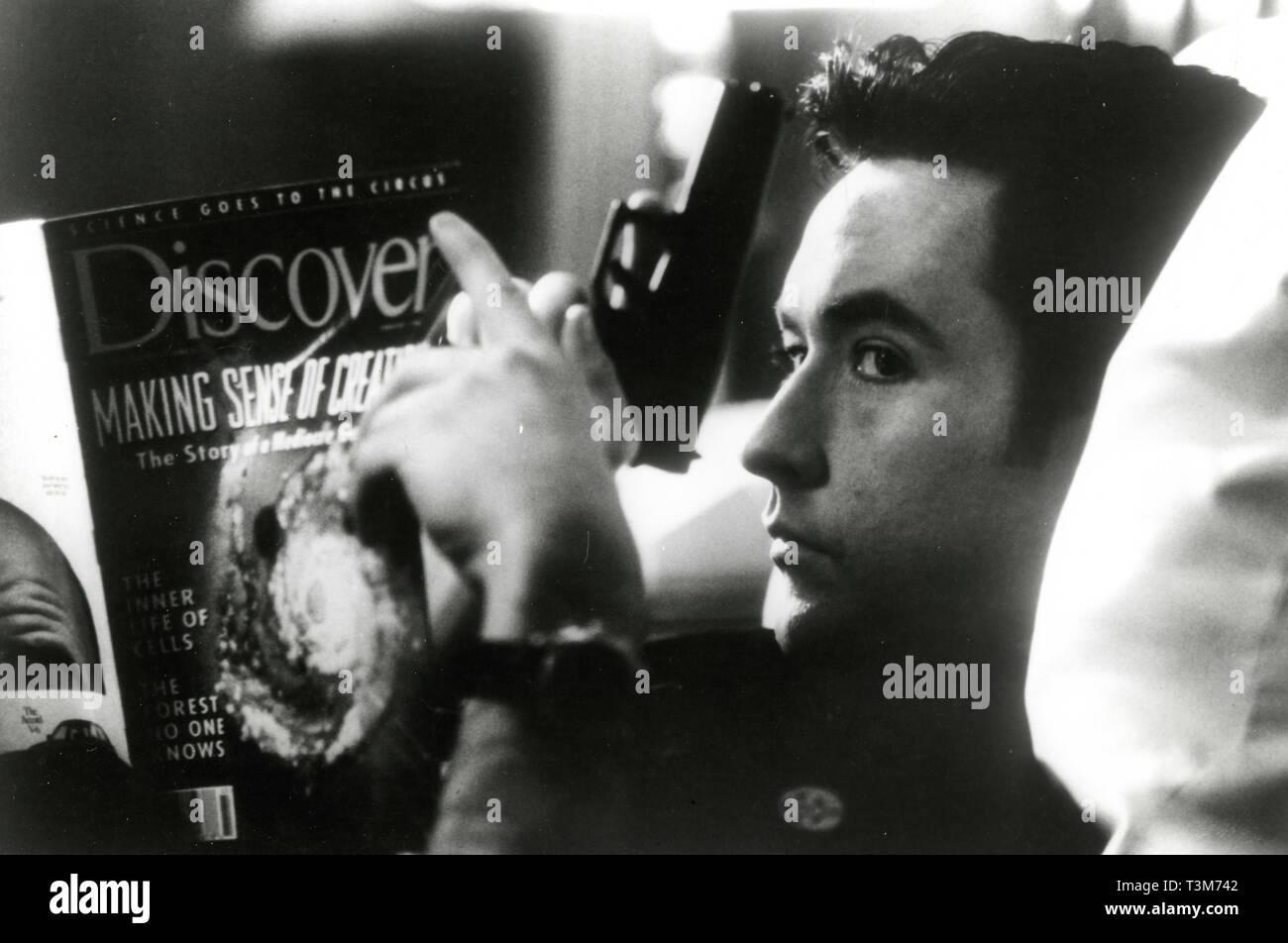 John Cusack in the movie Grosse Pointe Blank, 1997 - Stock Image