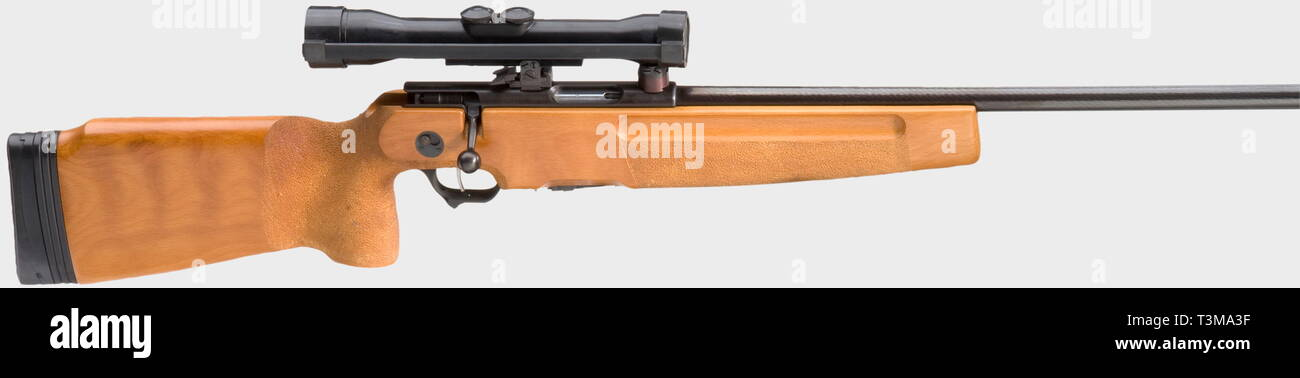 SERVICE WEAPONS, GERMANY AFTER 1945, sniper rifle SSG 82 of the ...