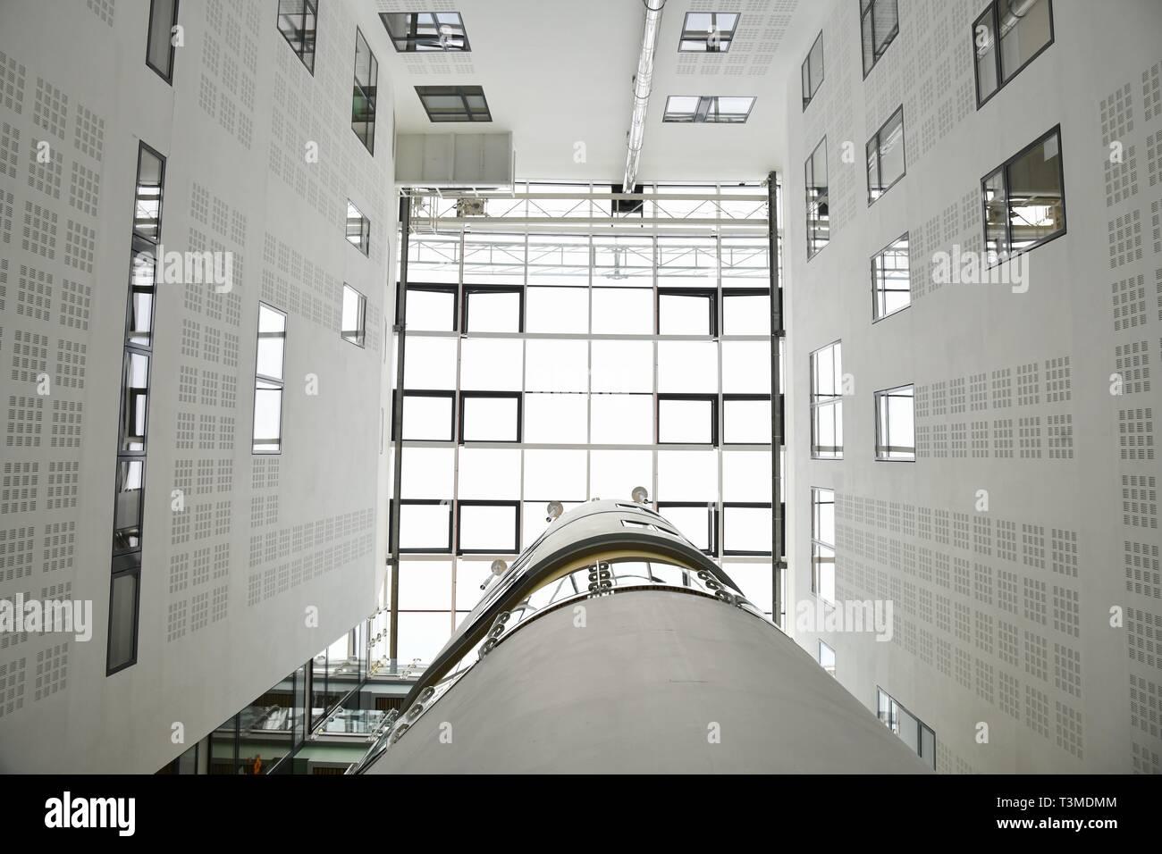 Brighton general hospital - Stock Image