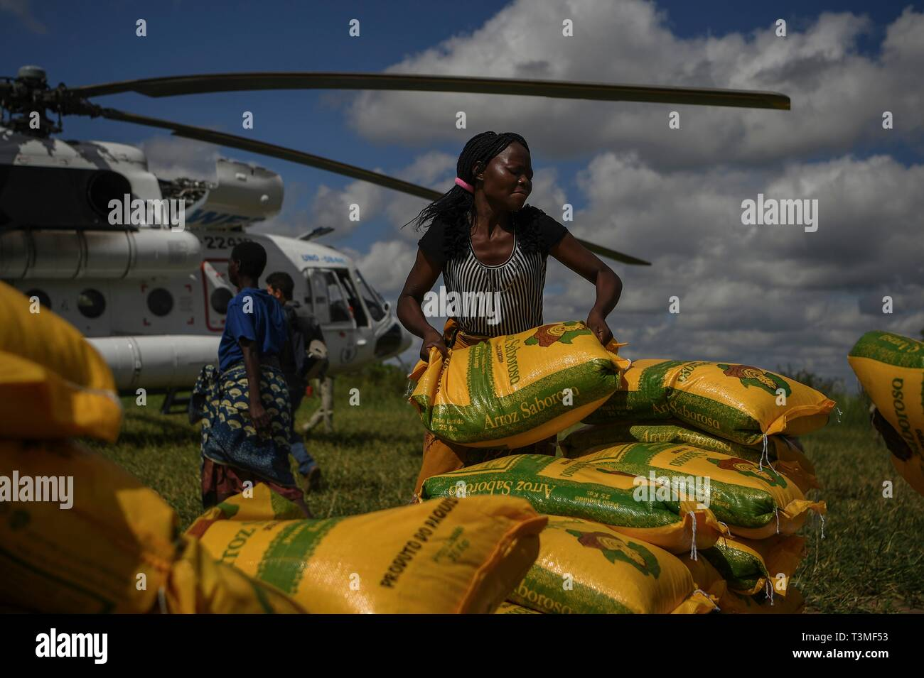 Disaster Relief Food Stock Photos & Disaster Relief Food