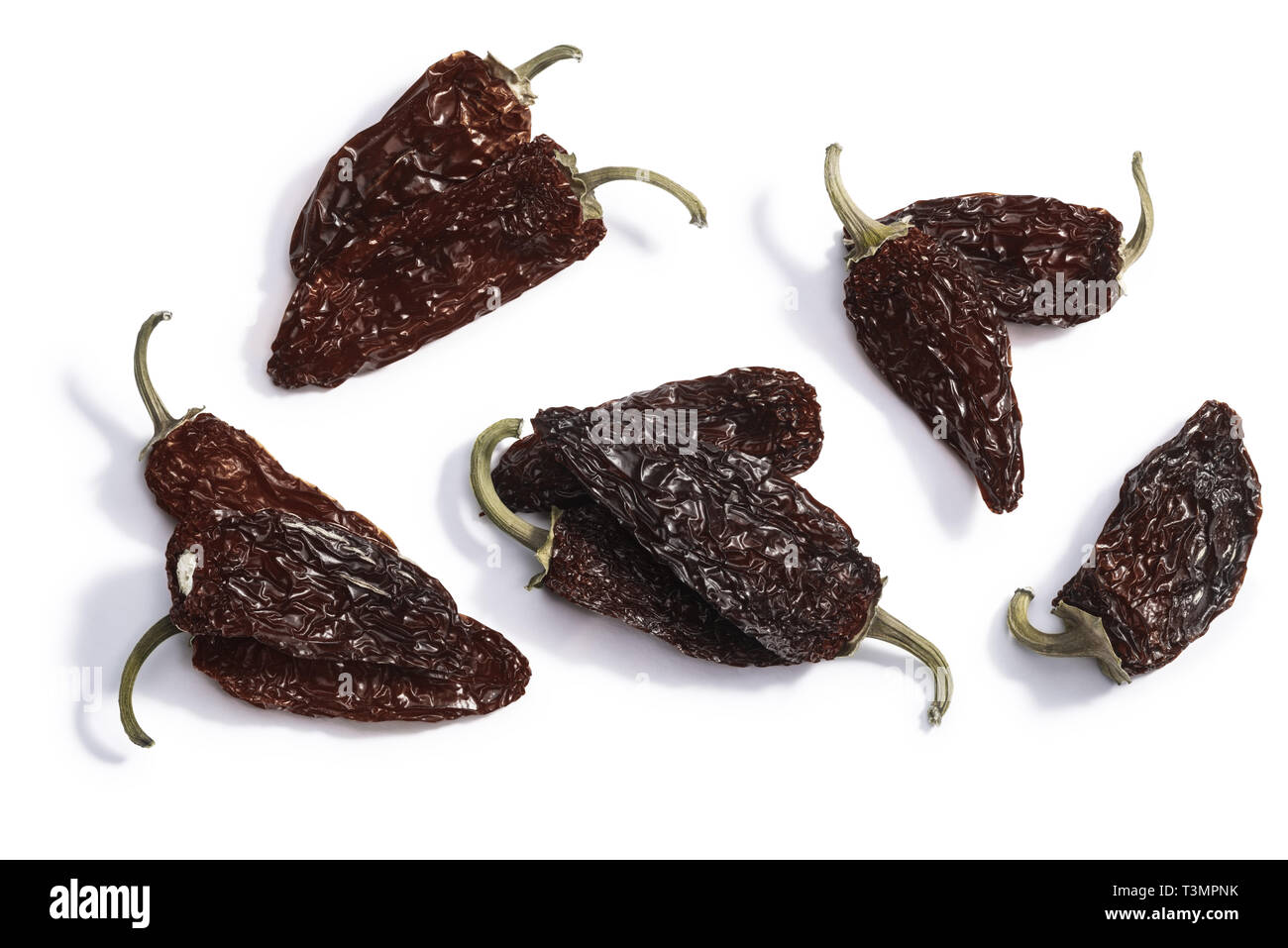 Chipotle Morita, a whole smoke-dried overripe Jalapeno chile