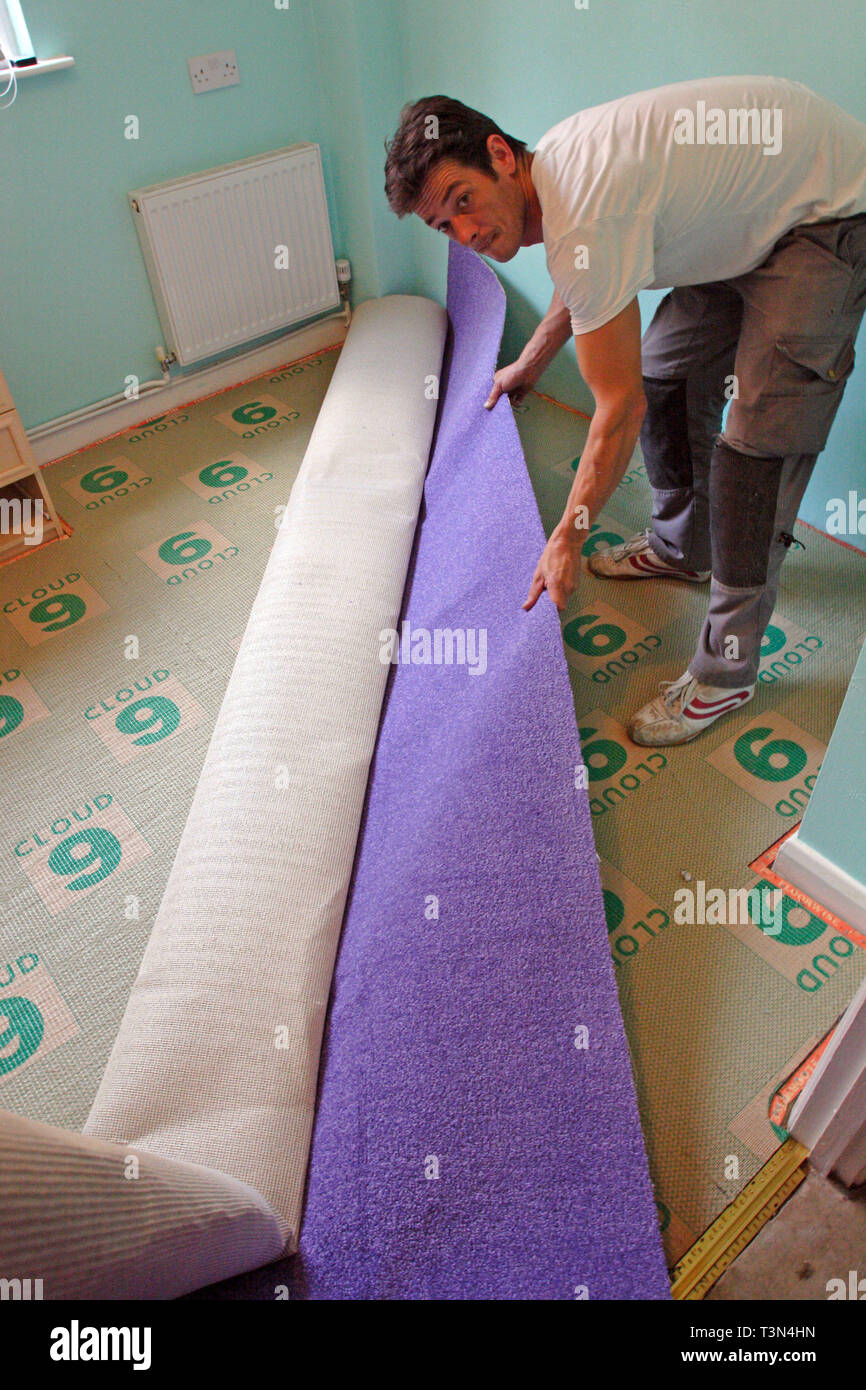 Carpet Underlay High Resolution Stock Photography And Images Alamy